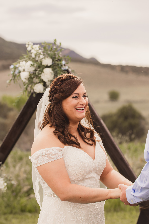 Rifle Colorado Wedding Vista View Events Summer