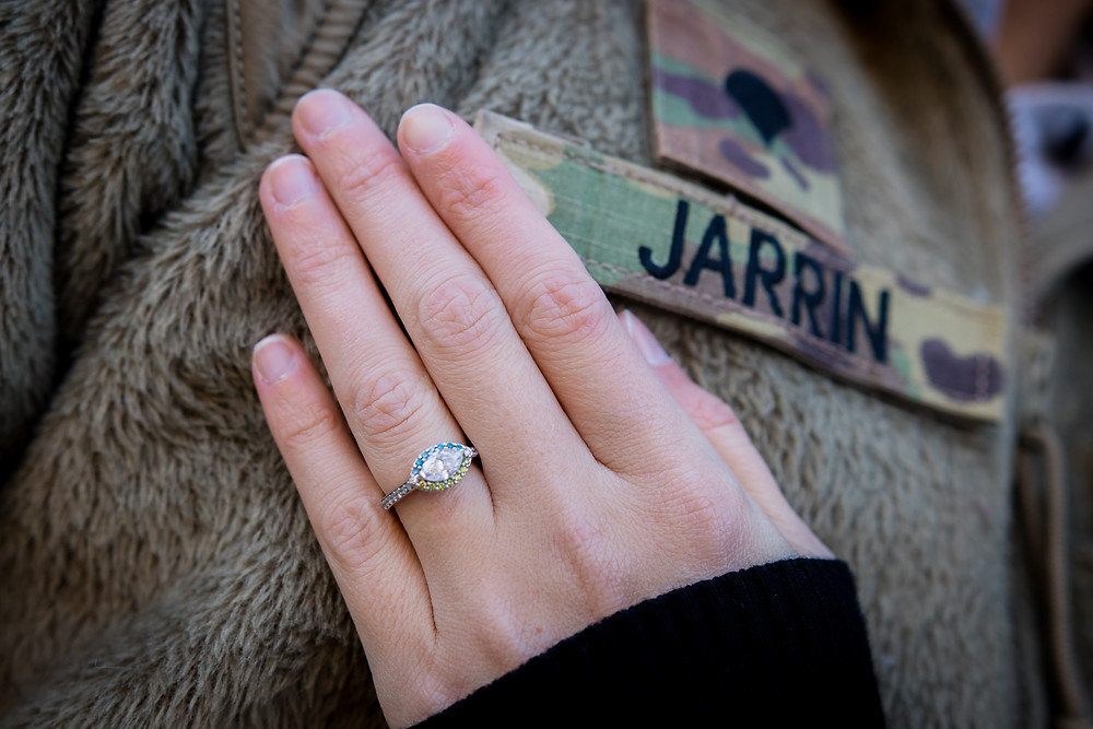 Palisade Engagement Photography