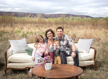 Mother's Day Minis | Grand Junction Family Photography
