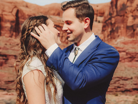 Eloping is today's hottest wedding trend.  Is an adventure elopement the right fit for you?