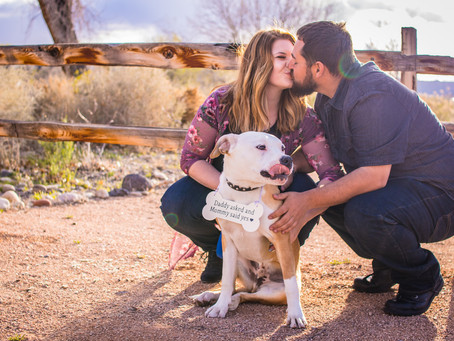 Hannah + Hunter | Grand Junction Engagement Photography Riverfront Trail