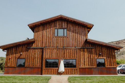 Orchard River View Wedding Palisade Colo