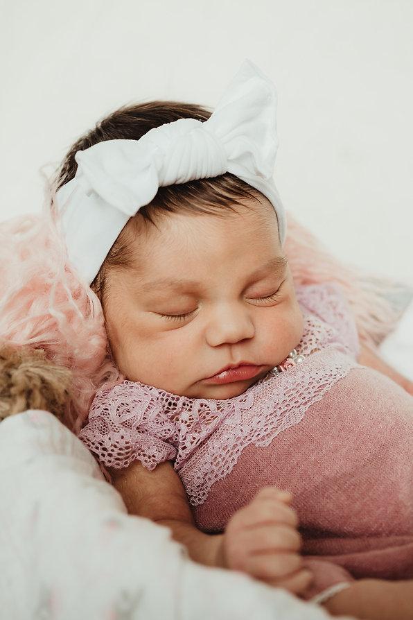 Newborn Baby Girl Grand Junction Colorad