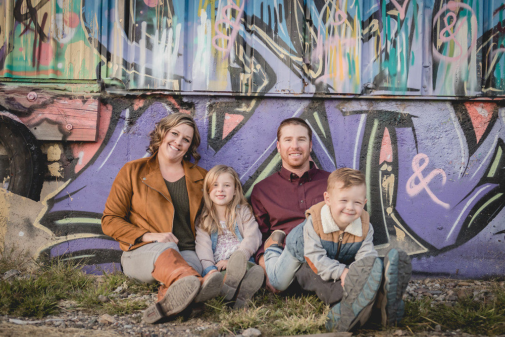 Grand Junction Family Photography Industrial