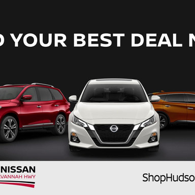 Hudson Nissan Cash for Clunkers