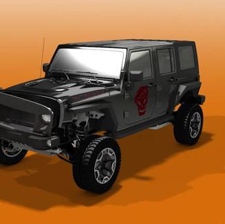 Custom Jeeps