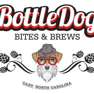 Bottle Dog Logo
