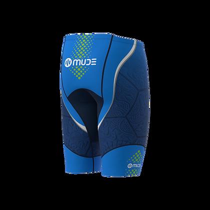 Male Cycling Shorts BCN Tiles