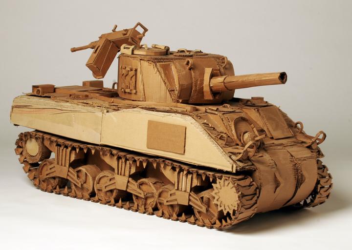 Corrugated Tank, 2005
