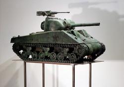 Sherman M4A2, 2005