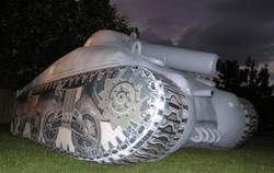 Breathing Tank, 2005 (deflated)