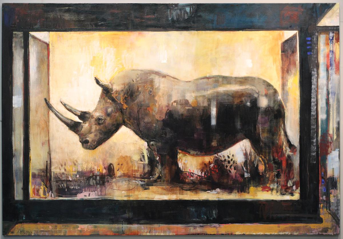 Field Museum: Rhino Case 2014