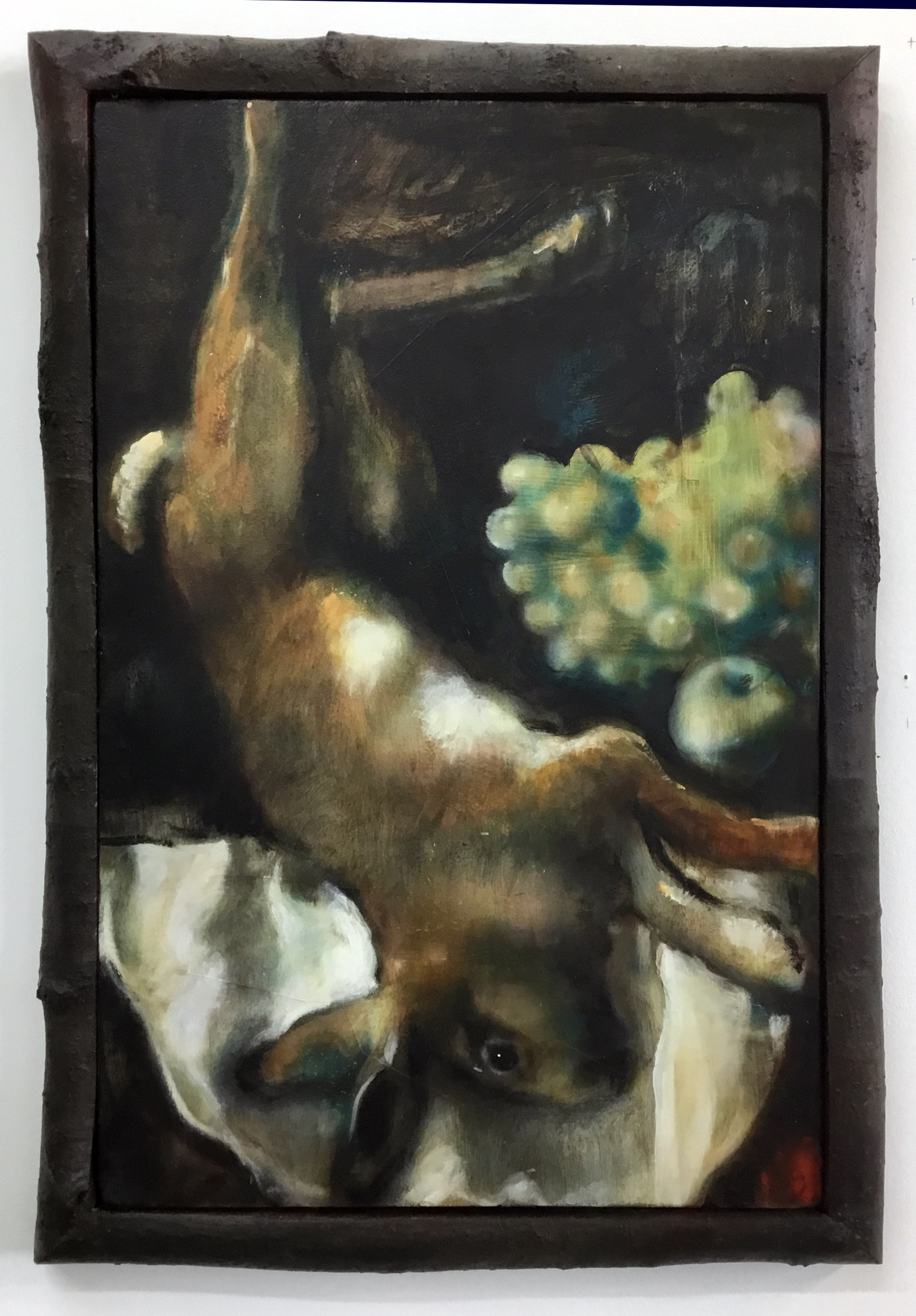 After the hunt (green grapes), 2018