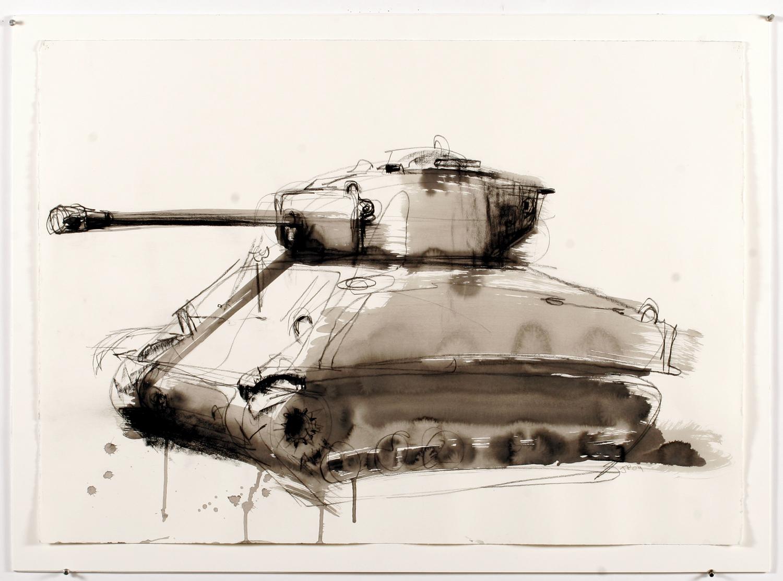 Sherman Firefly, 2004