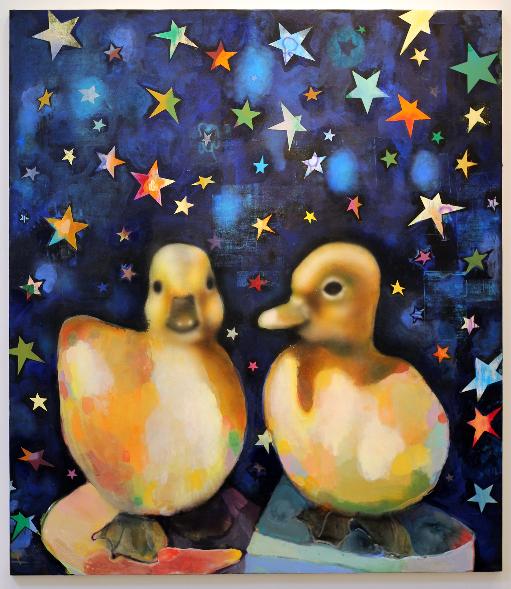 Sitting Ducks with Stars, 2015