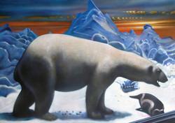 AMNH: Polar Bear 2010-14