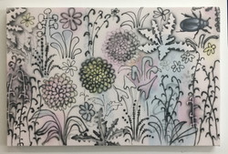 Pink Meadow (small), 2018