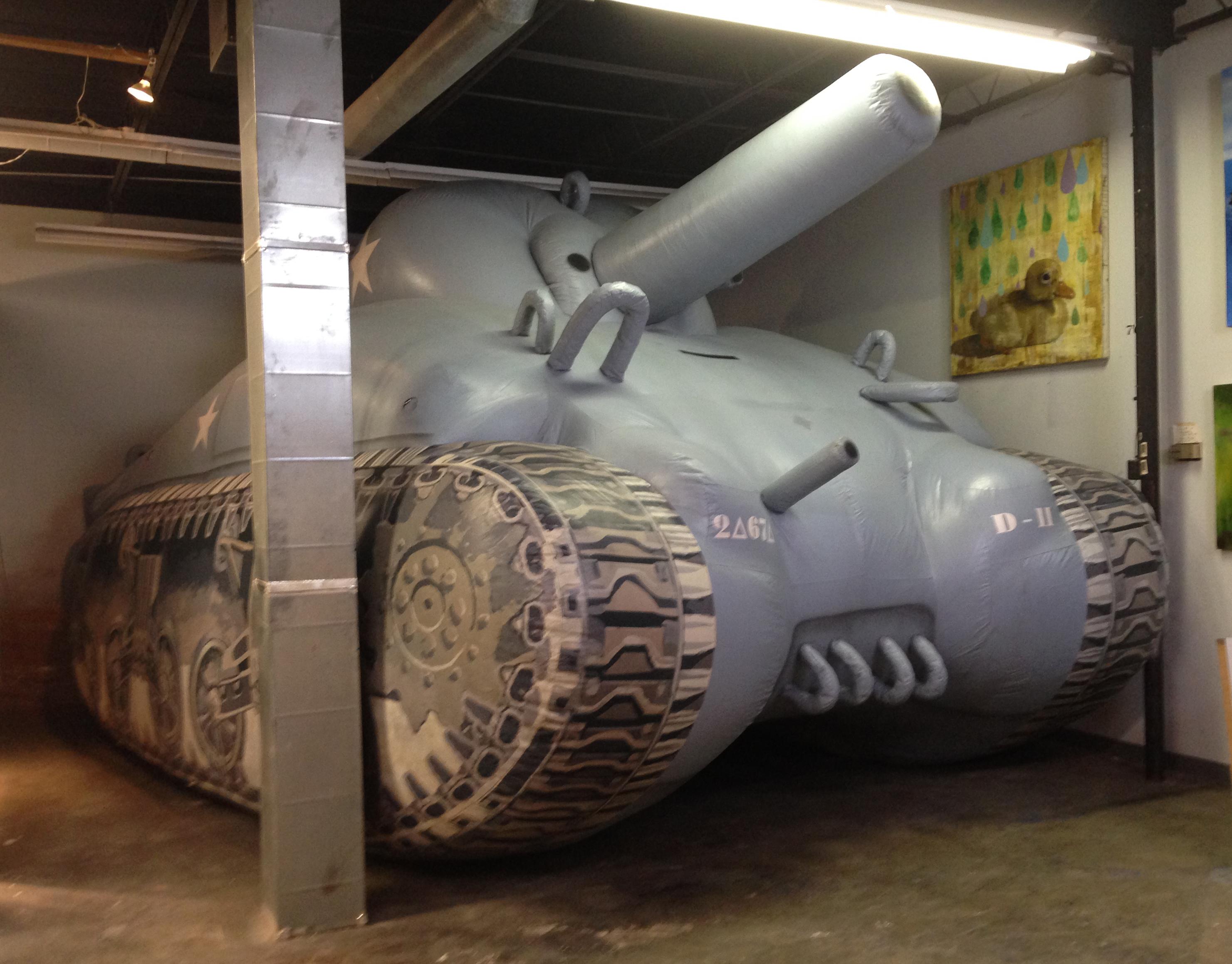 Breathing Tank, 2005