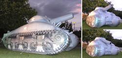 Breathing Tank, 2005 (various views)