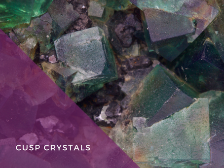Rainbow Fluorite for the Air/Water Cusps