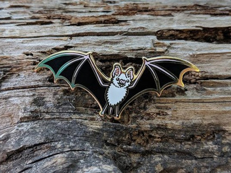 Awesome Bat Decor for Autumn