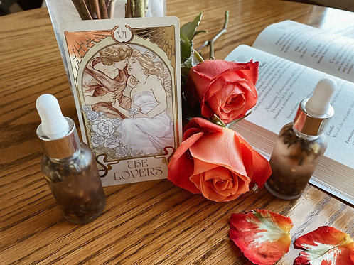 The Lovers Energy Intention Oil