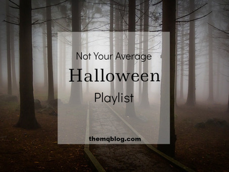 Not Your Average Halloween Playlist