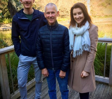 CBA supporter plays matchmaker