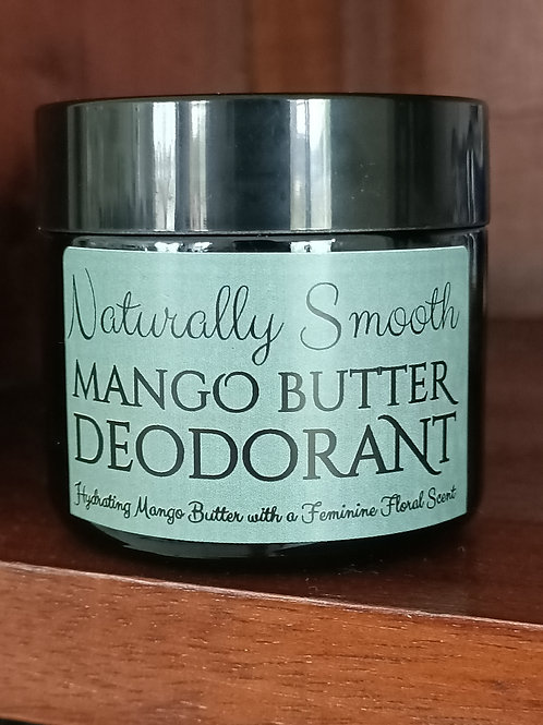 Naturally Smooth Mango Butter Deodorant