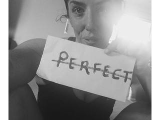 DAY TWELVE- I JUST WANNA BE PERFECT