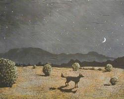 Sparky Observes the New Moon (2010)