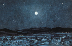 Blue Moonrise (2016)