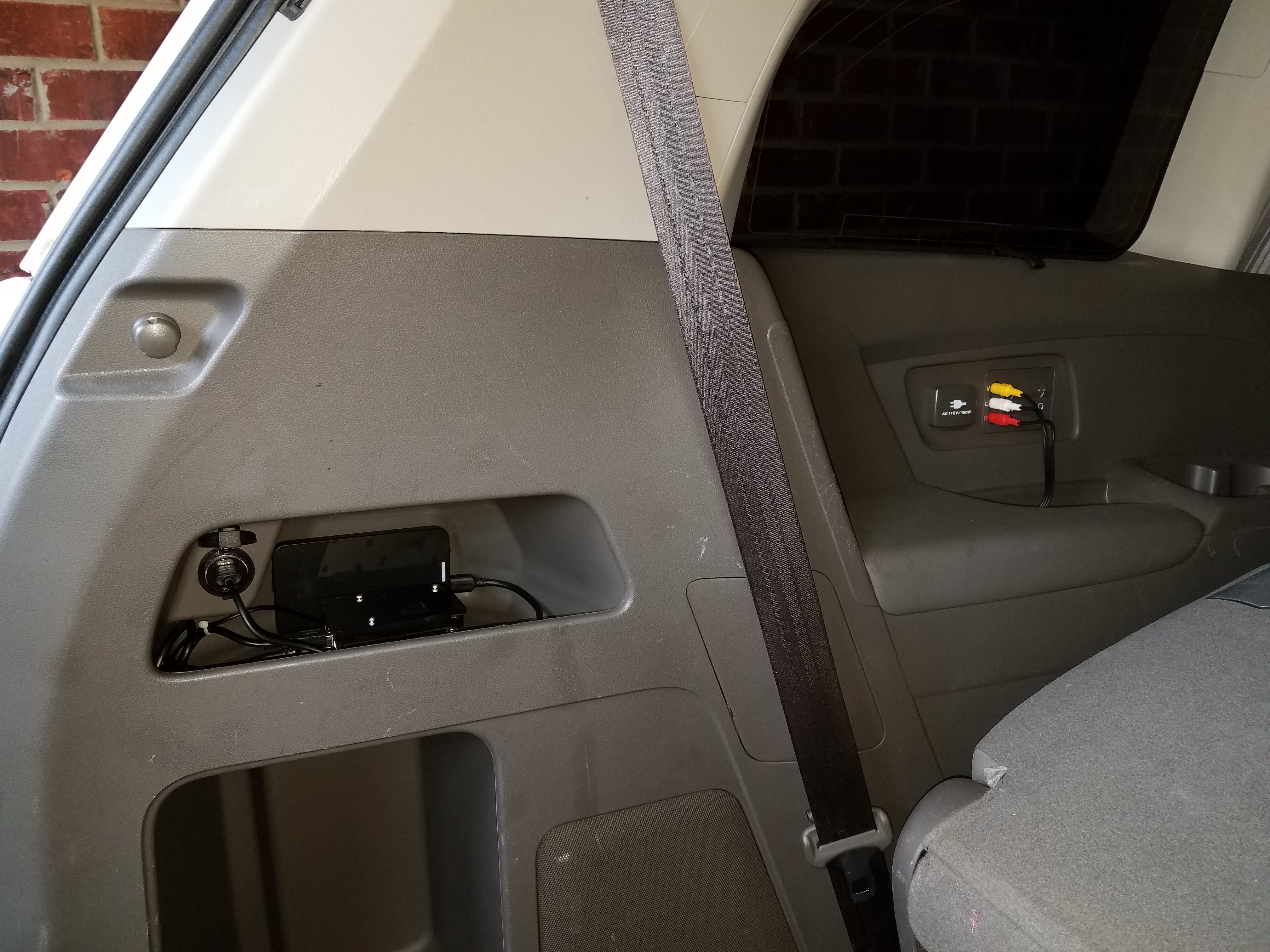 PROJECTS - Honda Odyssey RES | engineering