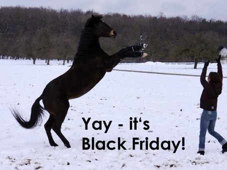 Black Friday für Black Beauty