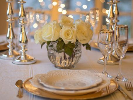 Von Faszien und gedeckten Tischen