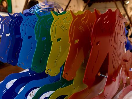Farben in der Therapie - Mumpitz oder ist da was dran?