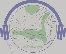 broeicast logo - met koptelefoon (3000x3
