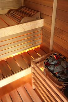 SAWO Cedar Sauna Room