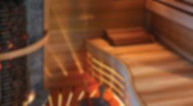 SAWO Kit Sauna Room