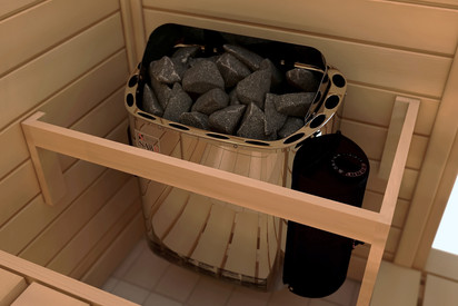 SAWO Finland Scandia Sauna Heater