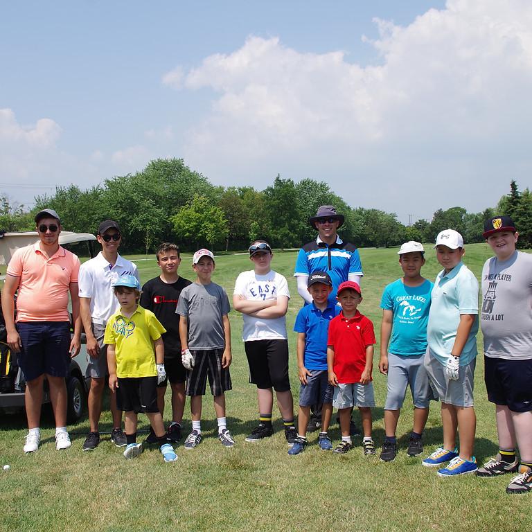 2020 Junior Golf Summer Camp 6.