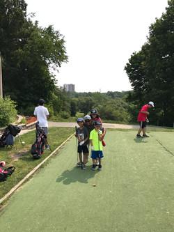 Junior Summer Camp.