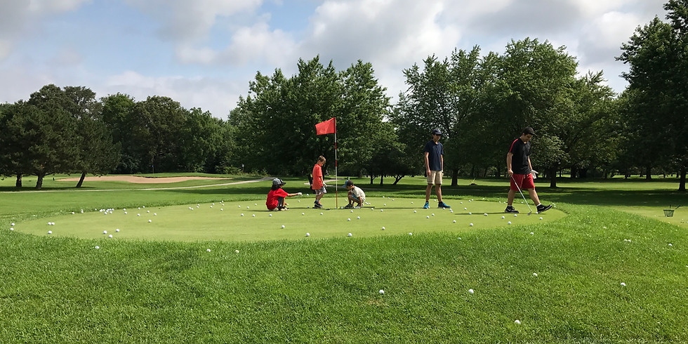 Junior Golf Summer Camp 1