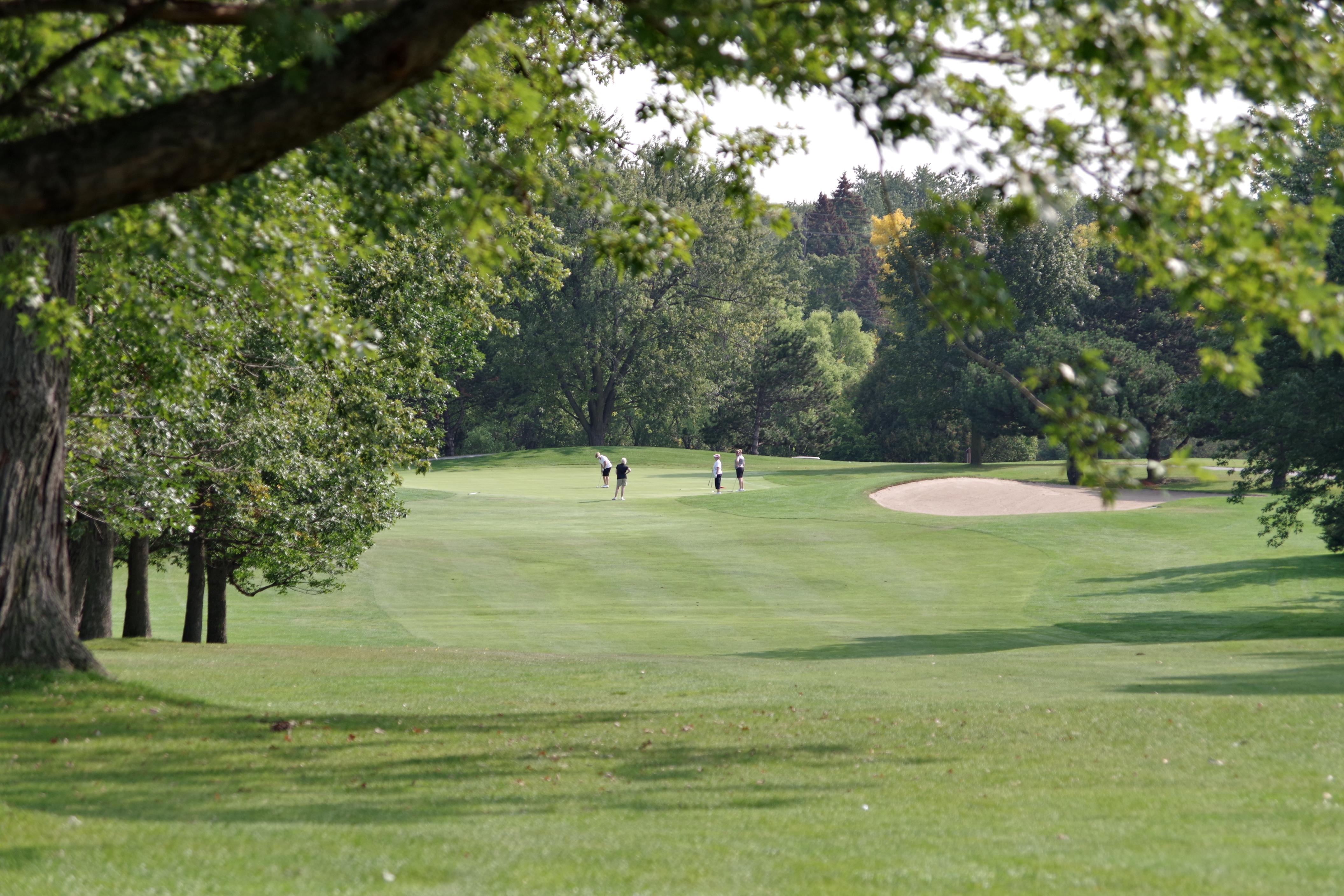 Tam O'Shanter Golf Course