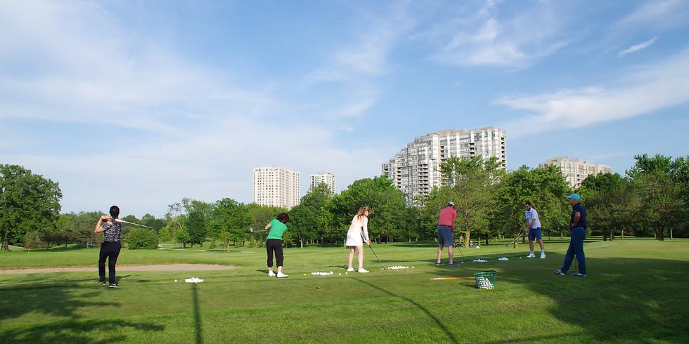 2021 Beginner Golf Clinics