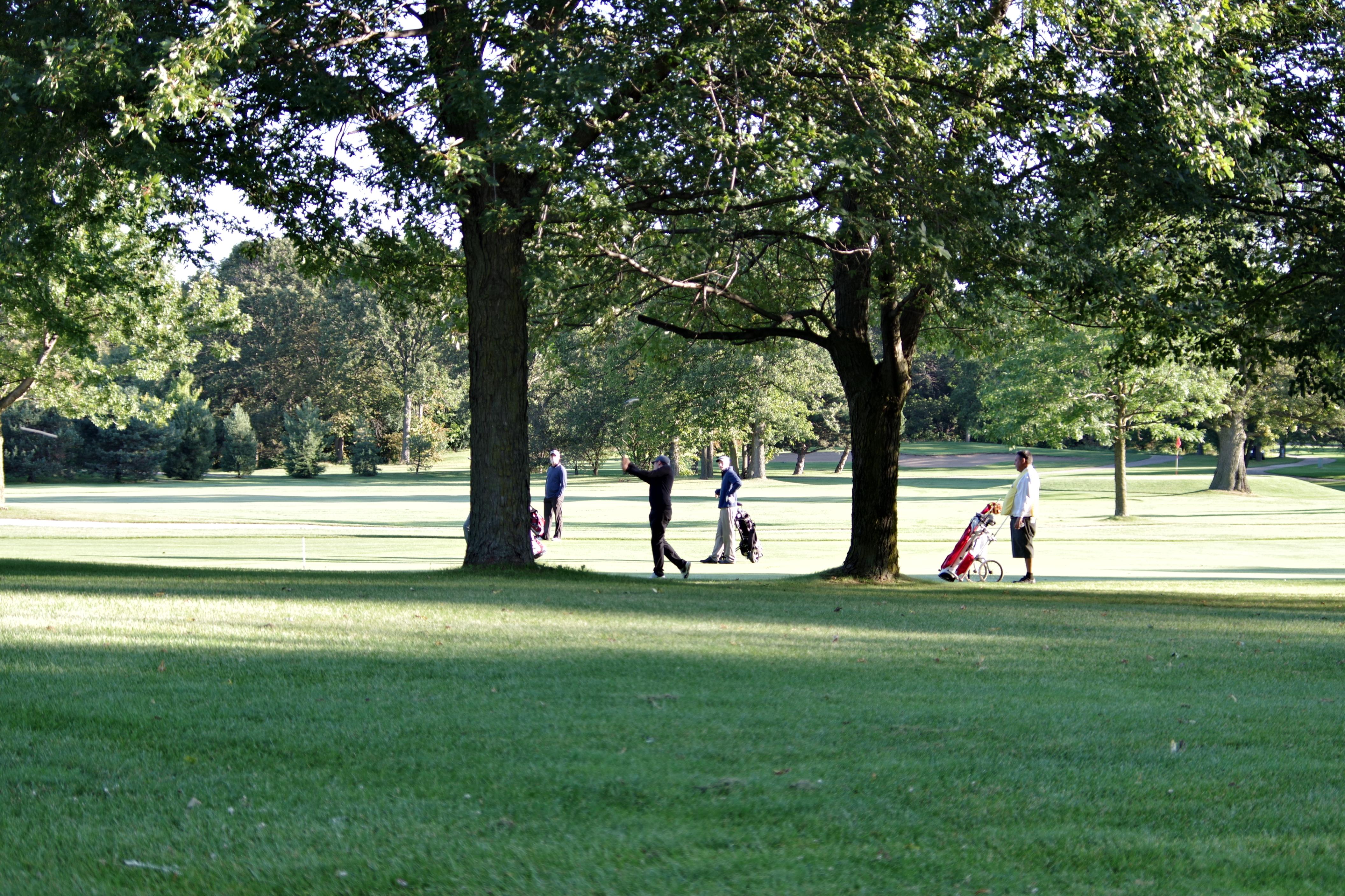 Tam O'Shanter Golf Course.