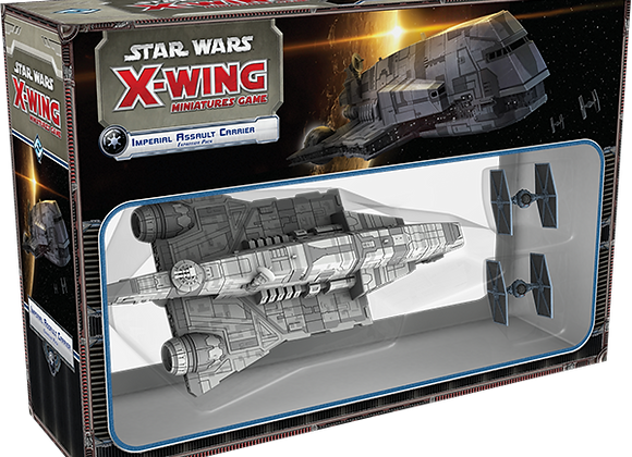 Imperial Assault Carrier Expansão