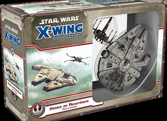 Heróis da Resistência - Expansão X-Wing