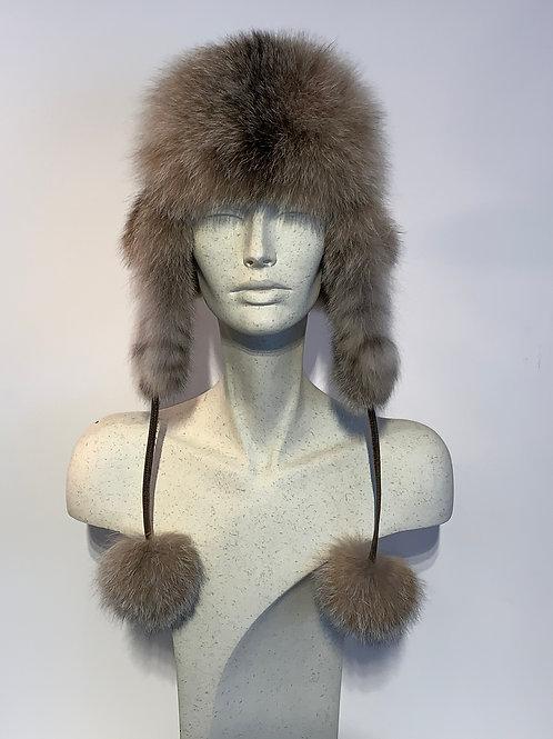 Chapeau de Lynx Canadien