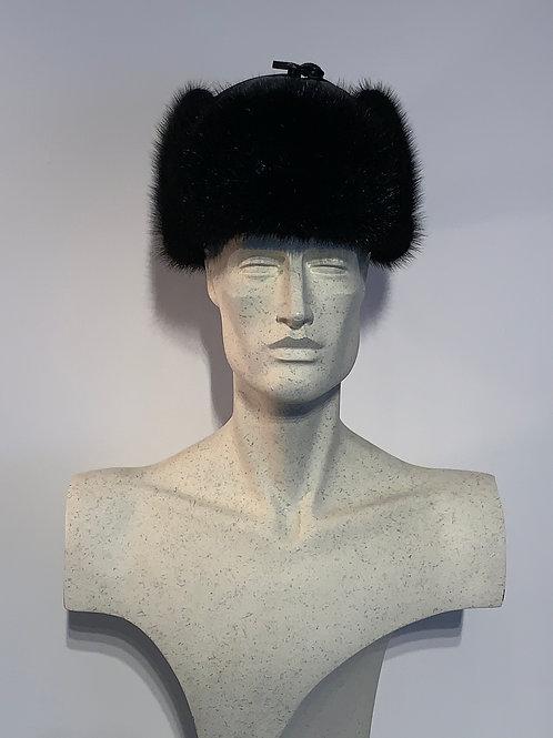 Chapeau de Rats-musqués noir